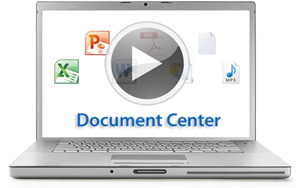 Web Meeting Document Center