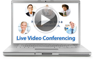 Web Meeting Live Video Conferencing