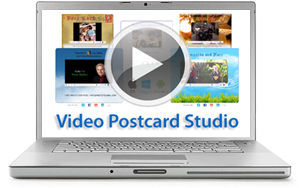 Web Meeting Video Postcard Studio